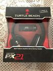 TURTLE BEACH EAR FORCE PX21 PS3 HEADSET SONY Playtation 3 NEW AND SEALED