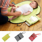 Portable Baby Changing Mat Sheet Waterproof Diaper Changing Pad Care Products
