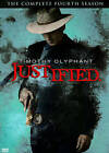 Justified: The Complete Fourth Season (DVD, 2013, 3-Disc Set)