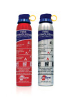 600g BC Powder Aerosol Fire Extinguisher in Red & Silver for Home & Leisure Use