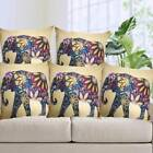 "12x12"" Cushions Cover Printed Polyester Drawing Room Pillowcase Car Home Décor"