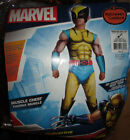 Marvel Wolverine Boys Child Muscle Chest Halloween Costume -