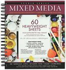 Studio Series Mixed Media Pad (60 heavyweight sheets) by Peter Pauper Press,…