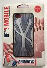 MLB New York Yankees iPhone 5 Cell Phone Cover Large Logo ANIMATED New!
