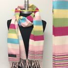 100% CASHMERE Scarf Plaid Solid SCOTLAND Wool Wrap SOFT High quality / Infinity <br/> **FAST Shipping** 130 COLORS , BUY MORE SAVE MORE!!!