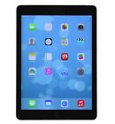 Apple iPad Air 1 / 16GB 32GB 64GB 128GB / WiFi + Cellular 4G / Spacegrau Silber