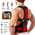 Magnetic Child Adult Therapy Posture Correction Orthopedics Back Shoulder Braces