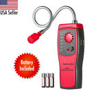 Portable Combustible Natural Gas Propane Leak Detector Tester Visual Leakage
