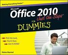 Microsoft Office 2010 for Dummies : Just the Steps by Elaine Marmel; Diane Koers