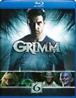 GRIMM: SEASON SIX NEW BLU-RAY DISC