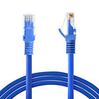 6ft 10ft 25ft 50ft 100ft Cat5e CAT6 Cat7 Ethernet Network Lan Cable 1000Mbps lot