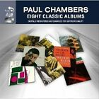 8 Classic Albums Paul Chambers  4 CD new out of print fast free shipping in us