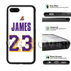 LeBron James Laker LA King LBJ Number 23 Phone Case For iPhone Samsung XS Cover