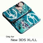 Case Cover for Nintendo New 3DS XL/LL Pokemon Pikachu Miku Zelda Monster Hunter