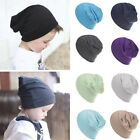 Winter Kid Baby Toddlers Boys Girls Warm Beanies Hats Slouchy Hat Soft Knit Caps