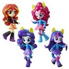 My Little Pony Equestria Girls Minis Dolls: Sunset Shimmer / Pinkie Pie / Rarity