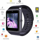 GT08 Bluetooth Smart Watch Phone Mate SIM Slot Camera For iPhone Android HTC LG