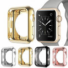 For Apple Watch Series 4 Stainless Steel Wrist iWatch Band Strap Tpu Case Cover