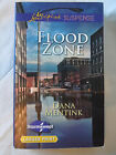 Flood Zone by Dana Mentink (2014, Paperback, Love Inspired, Large Print) LK NEW