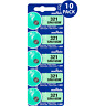 Pcs SONY SR616SW (321) 1.55V Silver Oxide MF Watch Batteries (10 batteries)