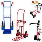 Hand Trolley Heavy Duty Stair Climbing Truck Sack Cart Portable 3 Wheel Trolley