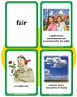 Triple Talk Multiple Meaning Photo Card Game - Super Duper Educational Learning
