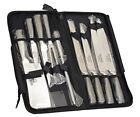 Ross Henery 9 Piece Chef Knife Starter Set Full Tang Professional Kitchen Knive