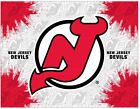 NHL - New Jersey Devils Logo Canvas Hockey Team Logo $59.0 USD on eBay