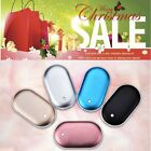 Внешний вид - Pocket Hand Warmer Rechargeable 5200mAh Power Bank For Cellphone USB Charger KE