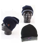 SUPERDRY Mens Beanie / Bobble Hat Variations Colour 2 In 1 Embroidery New Sealed