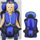 Portable In Car Child Safety Seats Infant Safe Children's Chairs Soft