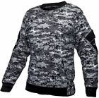 Tactical Recon Military Fleece Crew Neck Army Combat Pull Over Sweater DigitalHoodies & Sweatshirts - 155183