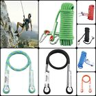 Rock Climbing Rope Cord Hiking Mountaineering Outdoor Sports Equipment Polyester