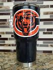 Chicago Bears Powder Coated Tumbler (20 or 30 oz) - FREE SHIPPING on eBay