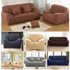 1 2 3 4 Seater Modern Minimalist Elastic Sofa Cover Soft Couch Cover Slipcover