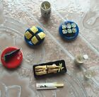 Re-ment Miniatures Egg Sushi, Cucumber Sushi, Tuna Roll, Japanese Grilled Eel!!!