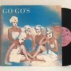 The Go Gos BEAUTY AND THE BEAT 1981 New Wave Classic I.R.S. LP EX