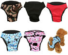 Washable Dog Diaper Female Large Dog Breeds Pet Physical Pant Menstrual Sanitary