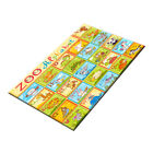Cartoon Design English Animal Alphabet Area Rugs Bedroom Living Room Floor Mat