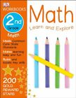 NEW - DK Workbooks: Math, Second Grade: Learn and Explore by DK