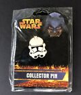 OFFICIAL STAR WARS FAN CLUB COLLECTOR PIN SV03 STORM TROOPER CLONE Mask Rare