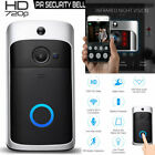 Smart Video Wireless WiFi Door Bell IR Visual Camera Record Security System CHZ