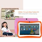 """7"""" INCH KIDS ANDROID 4.4 TABLET PC QUAD CORE WIFI HD CHILD CHILDREN 8GB DP"""