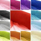 "54"" x 45 ft Glittered Tulle Fabric Bolt Wedding Party DIY Craft Favors Supplies"