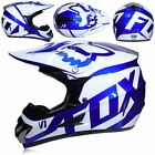 Motorcycle Motocross Off Road Helmet ATV Dirt Bike Downhill MTB Racing w/ 3 Gift