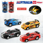 Coke Can Mini RC Car Remote Control Micro Racing Car Electric Toys Boy Gifts AU $14.95  on eBay