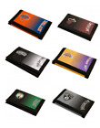 Official NBA - Money Wallet Nylon With Zip Pocket & Hook (Basketball) Gift/Xmas