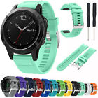 for Garmin Fenix 5/Forerunner 935 Silicone Watch Bands Strap Sports Wrist Band