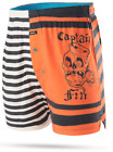 Stance Captain Fin Mercato Knit Boxers - Size Small 28-30 - Butter Blend - Surf