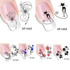 Easy To Use Watermark 3D Stickers Cute Nail Art Decoration Nail Art Accessories